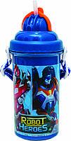 Бутылка для воды Robot, 400 мл, 1 Вересня 705806