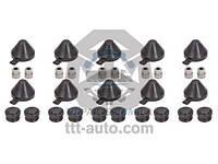 Ремкомплект суппорта (заглушки, гайки) KNORR SB5,6,7 (14969)