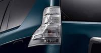 Комплект задних прозрачных фонарей  Toyota Land Cruiser Prado 150 Новый Оригинальный