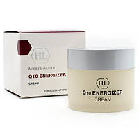 Q10 ENERGIZER Cream Holy Land Смягчающий увлажняющий крем Холи Ленд, 50мл