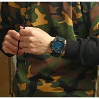 Мужские электронные водонепроницаемые часы