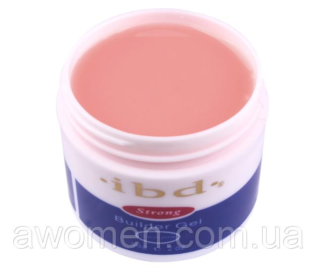 Гель для нарощування нігтів IBD UV 56g Cover Pink (рожевий камуфляжний)