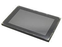 """TFT LCD (D) 7"""" дисплей 1024х600 RGB/LVDS з ємнісним сенсором FT5206GE1, фото 1"""