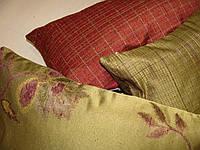 Комплект подушек зелень, 3 шт, фото 1