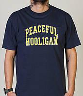 "Футболка Peaceful hooligan """" В стиле Peaceful hooligan """""
