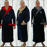 Мужской халат махровый № 006 (рош)