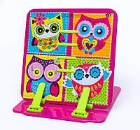 Подставка для книгметаллическая Yes Owl, 1 Вересня 470414