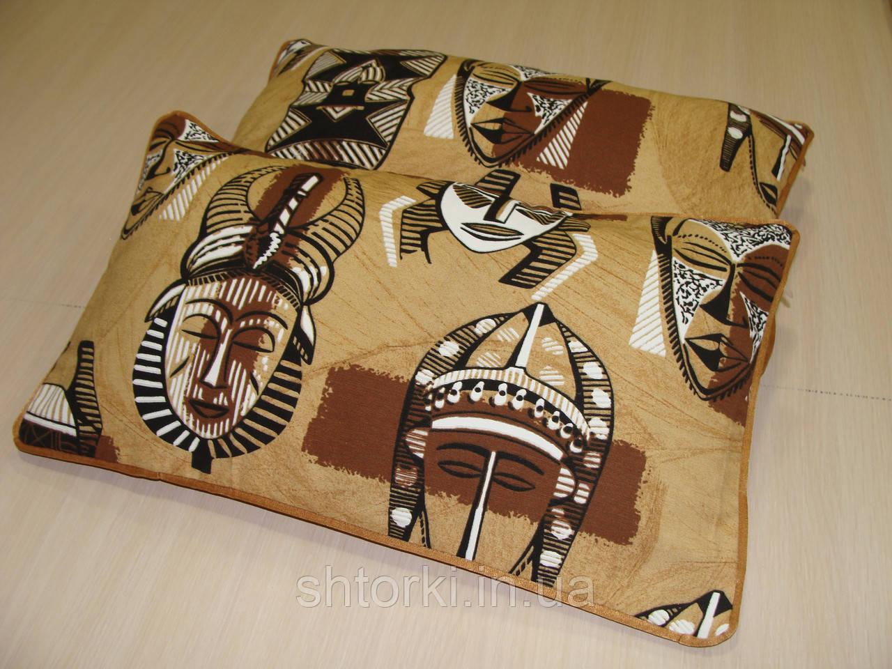 Комплект подушек Этно стиль индейцы , 2 шт