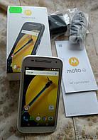 Motorola Moto E 2nd , GSM,  XT1527, новый, комплект. #926