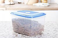 Емкость прямоугольная Top Box 2.3 л Plast Team