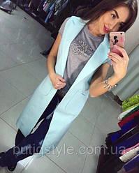 Модный женский жилет недорого от 299грн.!