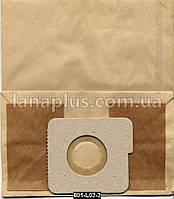 Мешки для пылесоса LG, 5 шт + фильтр, пылесборник L-02 C-II бумажный