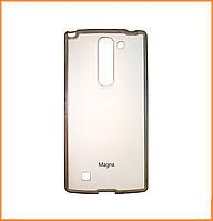 Чехол VOIA (original) на LG Magna Y90 H502 - Jell Skin White