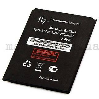 Аккумулятор Оригинал Fly BL3809 IQ458/ IQ459