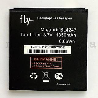 Аккумулятор Оригинал Fly BL4247 IQ442/ IQ448 1350mAh
