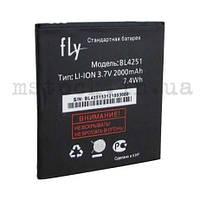 Аккумулятор Оригинал Fly BL4251 IQ450