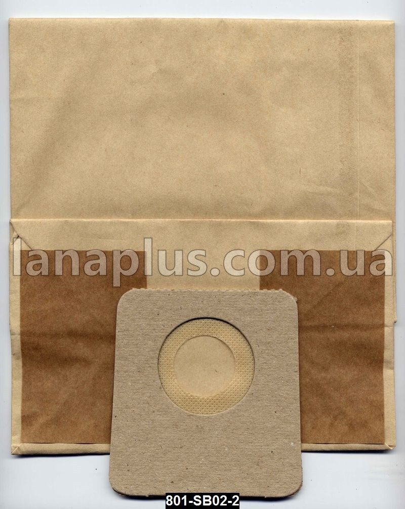 Мешки для пылесосов Siemens, Bosch, 5 шт + фильтр, пылесборник SB-02 C-II бумажный
