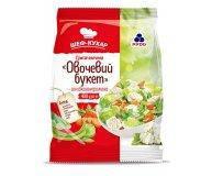 Смесь овощная Овощной букет Рудь 400 гр