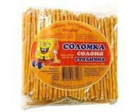 Соломка Столичная соленая Sergini 250 гр