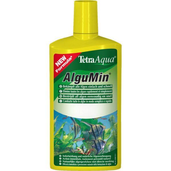 Tetra Tetra AlguMin препарат против водорослей, Упаковка (мл) 100мл на 200л