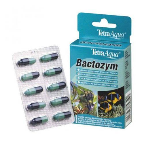 Tetra Bactozym бактерии для аквариумной воды, фото 2