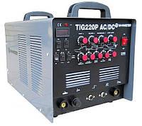 Сварочный инверторный аргонно-дуговой аппарат W-MASTER TIG-220P AC\DC (NEW)