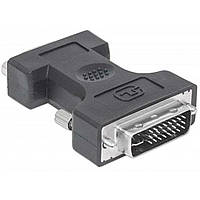 Переходник DVI to VGA Manhattan (328883)