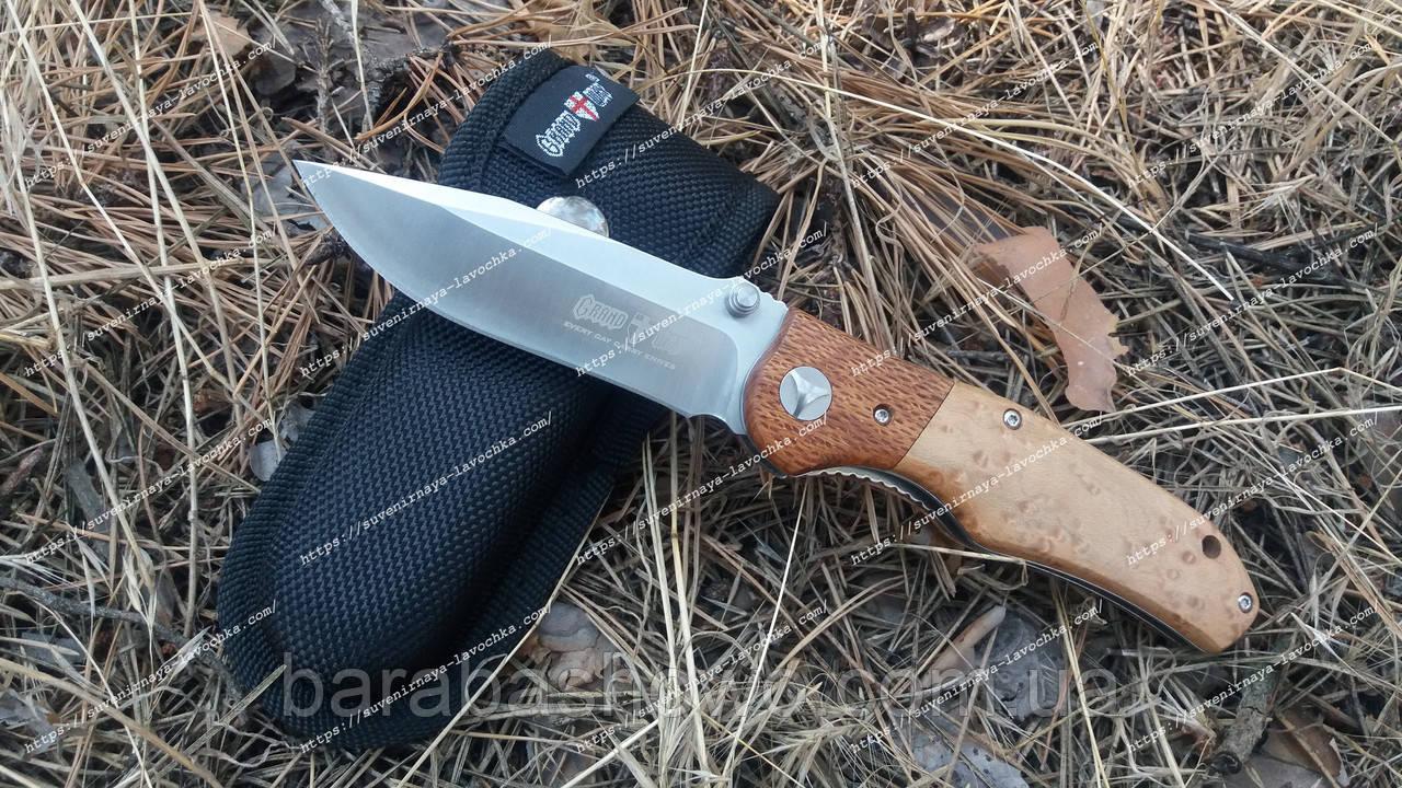 Нож складной E-103 Fox Надежный