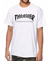 Футболка мужская с принтом Thrasher Skateboard