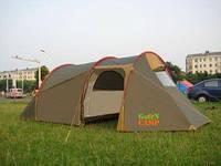 Палатка трехместная Green Camp GC1017