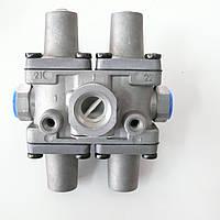 Клапан разгрузочный 4-х контурный 35150030020-SORL / 9347023000