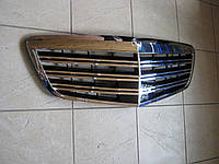 Решетка радиатора Mercedes S-klasse W221
