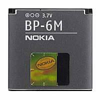 Аккумуляторная батарея Nokia BP-6M