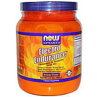 БАД Электролиты, Electro Endurance, Now Foods, 998 г