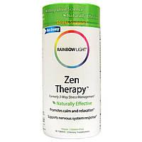 БАД Снятие стресса, Zen Therapy, Rainbow Light, 90 таблеток