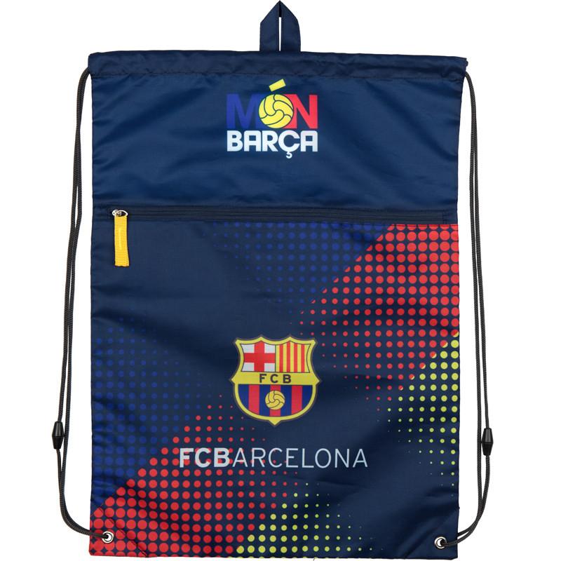 Сумка для обуви с карманом 601 FC Barcelona