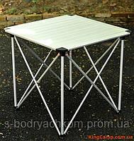 Стол складной  алюминевый King Kamp, фото 1