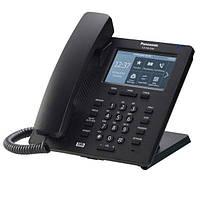 Проводной IP-телефон Panasonic KX-HDV330RUB Black