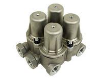 Клапан разгрузочный четырехконтурный 35150010060-SORL / AE4452