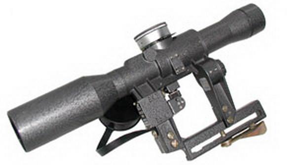 Оптический прицел ПОСП 6х42М6 ВД