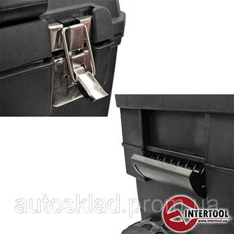 "Тележка для инструмента 18"" Intertool BX-3018, фото 2"
