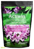 Комплексное минеральное удобрение для рододендронов и азалий Actiwin (Активин), 250г, NPK 9.16.14+ME, 2-3 мес
