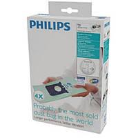 Сменный синтетический мешок-пылесборник S-bag Philips FC8022/04 (FC8022/04)