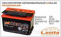 Аккумулятор автомобильный Impulse Lavita LA FR12075EL