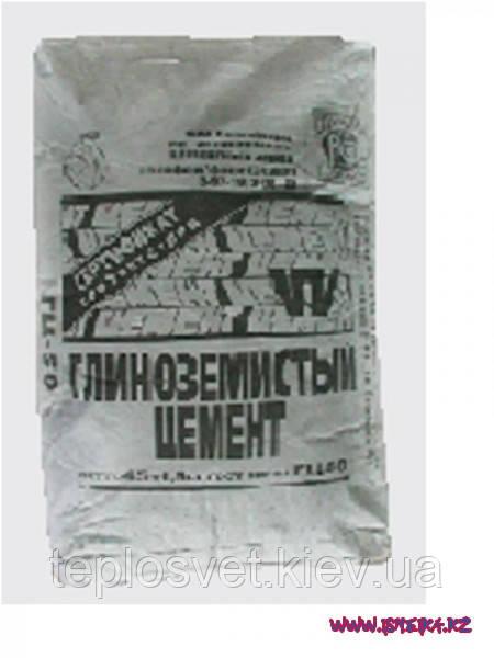 Вогнетривкий цемент ГЦ
