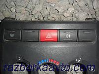 Блок кнопок в торпеду