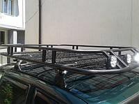 Багажник (корзина ) на Chevrolet Niva с сеткой
