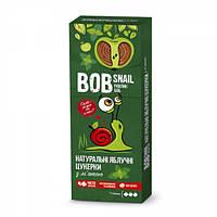 Натуральные яблочные конфеты-пастила с мятой Bob Snail Равлик Боб, 30 г
