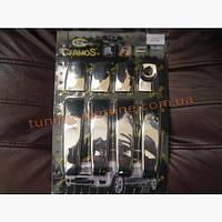 Накладки на ручки 4шт Carmos на Renault Trafic 2001-2014