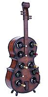 """Винная стойка """"Скрипка"""" JJ0004"""